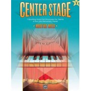 Center Stage, Bk 1 by Martha Mier