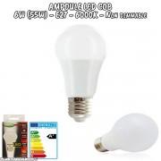 Ampoule LED COB - E27 - 6W - Blanc froid