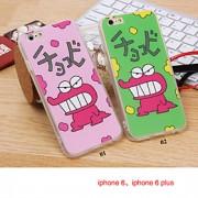 Para Capinha iPhone 6 / Capinha iPhone 6 Plus Estampada Capinha Capa Traseira Capinha Desenho Macia TPUiPhone 6s Plus/6 Plus / iPhone