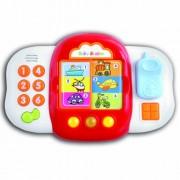 Bontempi PH2431 - Bontempi Piccino Piccio consola bebé con efectos de luces y sonidos del teléfono / vehículo y los animales [importado de Alemania]