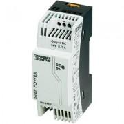 Tápegységek, Quint, mini, step a PHOENIX CONTACT -tól Step-PS/1AC/24DC/0.75 (511731)