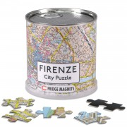 Puzzel City Puzzle Magnets Firenze - Florence | Extragoods