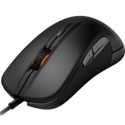 Mouse SteelSeries RIVAL 300 BLACK 6500 dpi, Optic, 6 Butoane, USB
