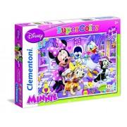 Clementoni 24724 - Minnie Puzzle, 2x20 Pezzi