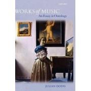 Works of Music by Julian Dodd