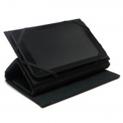 Husa tableta handmade Elegant Black