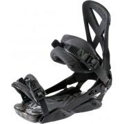 Nitro Snowboards Phantom Snowboardbindung Herren in schwarz, Größe: L