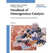 Handbook of Heterogeneous Catalysis by Gerhard Ertl