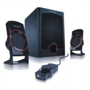 Sistem audio 2.1 Microlab M 111 Black