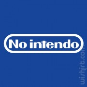 T-shirt No Intendo