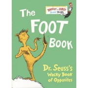 The Foot Book by Dr Seuss Dr