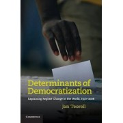 Determinants of Democratization by Jan Teorell