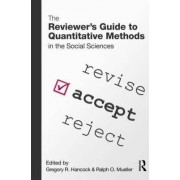 The Reviewer's Guide to Quantitative Methods in the Social Sciences by Gregory R. Hancock
