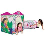 Playhut Dora The Explorer Adventure Hut Play Tent With Tunnel