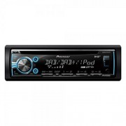 Pioneer DEH-X6700DAB Radio RDS con DAB+ para coches de 4x50 W para iPod, iPhone, Android 4.0, negro