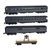 Micro Trains Mtl N Scale Liberty Bell Special Edition Train Set With 4 Cars