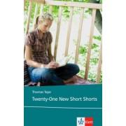 Twenty-One New Short Shorts by Thomas Tepe