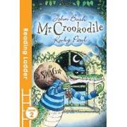 Mr Crookodile by Korky Paul