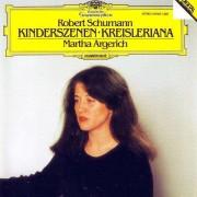Martha Argerich - Robert Schumann: Kinderszenen Kreisleriana (0028941065322) (1 CD)