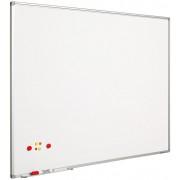 Tabla alba magnetica 100 x 150 cm, profil aluminiu SL, SMIT