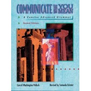Communicate What You Mean by Carroll Pollock