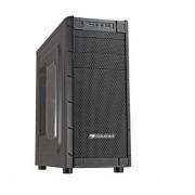 Gabinete Cougar ARCHON, Midi-Tower, ATX/micro-ATX, USB 2.0/3.0, sin Fuente, Negro
