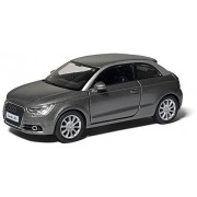 """2010 Audi A1 Kinsmart 5"""" 1:32 Scale Diecast Model Car Door Openable and Pull Back Action From Flying Toyszer"""