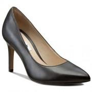 Clarks Szpilki CLARKS - Dinah Keer 261217884 Black Leather
