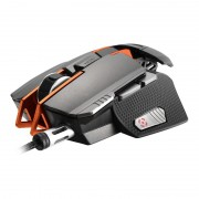 Mouse, COUGAR 700M Superior, COUGAR UIX System, USB, Black/Gray/Orange (CG3M700WLO1701)