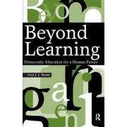 Beyond Learning by Professor Gert Biesta