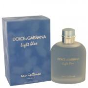 Dolce & Gabbana Light Blue Eau Intense Eau De Parfum Spray 6.7 oz / 198.14 mL Men's Fragrances 537943