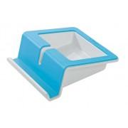 Suport tableta/smartphone HAN Up - albastru
