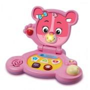 Vtech Baby Bear PINK Laptop
