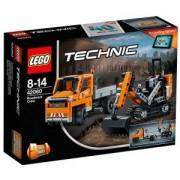 Конструктор ЛЕГО Техник - Екип за пътни ремонти, LEGO Technic, 42060