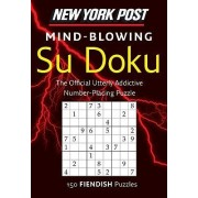 New York Post Mind-Blowing Su Doku by sudokusolver.com