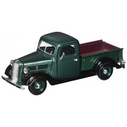 1937 Ford Pickup Truck Red 1:24 Diecast Car Model