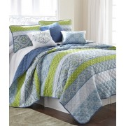 6 Piece Quilt Set Sheila