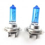 2x Ampoules H7 Effet Xenon - Super White 5000K