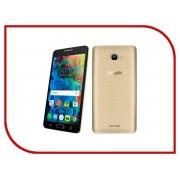 Сотовый телефон Alcatel 5095K POP 4S Metal Gold