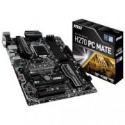 Motherboard H270 PC Mate (Η270/1151/DDR4)