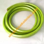 Cuero de regaliz verde pistacho (precio por 20 cm)