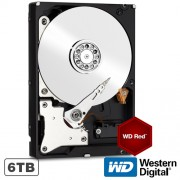 HARD DISK 6TB INTELLIPOWER RPM 64MB WD RED WESTERN DIGITAL WD60EFRX