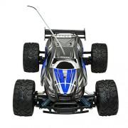 Teckey Coche de velocidad alta 25km/h Alta velocidad de carreras de radio control todoterrenos Coches 4WD con Remoto Controlar Coche