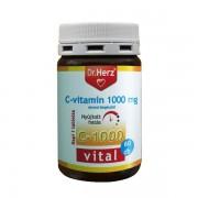 Vitamina C 1000mg Dr.Herz 60 capsule