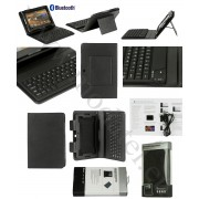 Blackberry PlayBook - кожен калъф BUSINESS +клавиатура Bluetooth