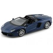 Lamborghini Aventador LP-700-4 Roadster 1/24 Blue