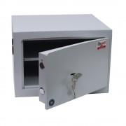 Seif certificat EN 1143-1 Clasa I, ASK/25,Antiefractie, Cheie, 250 x 360 x 300 mm