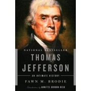 Thomas Jefferson by Fawn M. Brodie