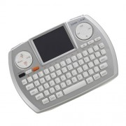 SMK-LINK VP6366 USB Wireless Ultra-mini Touchpad Keyboard for Mac