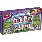Giocattolo lego friends la casa di stephanie 41314